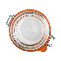 Reeks 10 Verbindingen / ringen Le Parfait  70 mm diameter