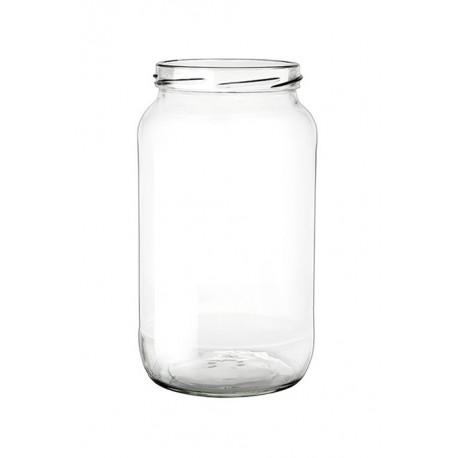 Bocal cee standard 850 ml avec capsule comprise