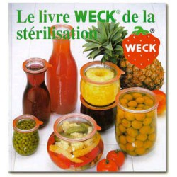 the WECK® home canning book (in french)