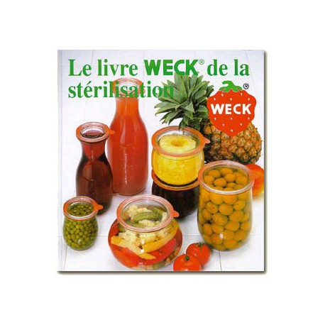 the WECK home canning book (in french)