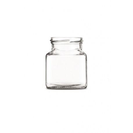 Bocal quadro liscio 106 ml to 48