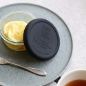 With Weck® Capsule en Silicone Noire pour bocaux WECK® diamètre 80 mm
