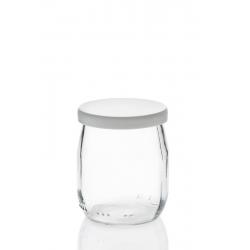 24 Pots de Yaourt 143 ml avec capsule comprise
