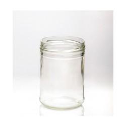 Bocal LINEA 870 ml TO 100 mm, capsule comprise (dorée)