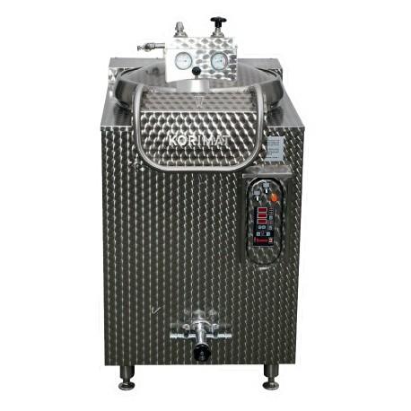 Sterilizzatore autoclave Korimat KA 380, 380 litri