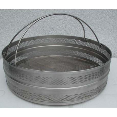 Panier inox pour stérilisateur autoclave Korimat