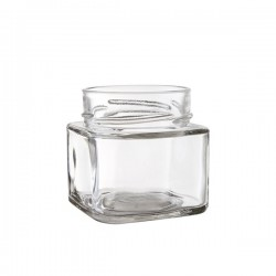 12 vasi di vetro TAO 212 ml, capsula Deep Ø 70 mm non inclusa (venduta separatamente)