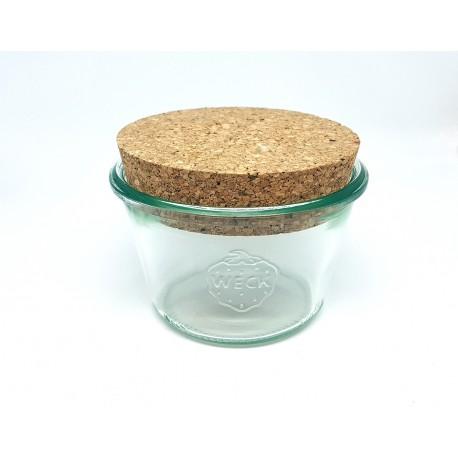 Bouchon en liège pour bocal WECK® diamètre 100 mm