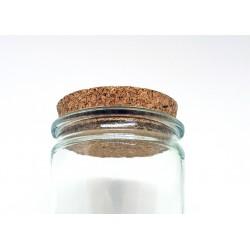 Bouchon en liege pour bocal weck® diametre 80 mm
