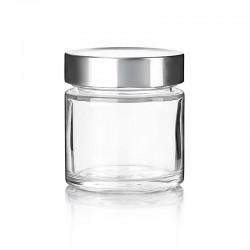 11 bocaux Vaso ZEN 212 ml avec capsule DEEP Ø 76 mm non comprises