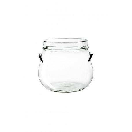 5 bocaux en verre Porzione 850 ml