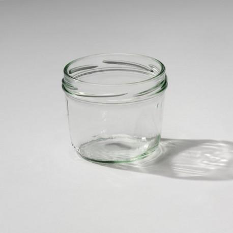 18 glass jars Weck, modèle Terrine, capacité 230 ml