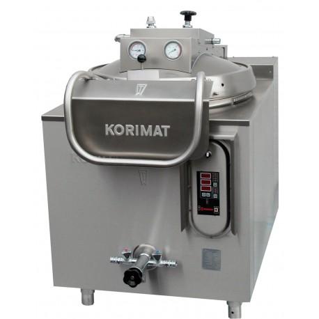 Stérilisateur autoclave Korimat KA 240,  240 litres