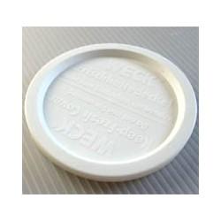 WECK-Frischhaltedeckel 100 (für Rundrand 100) x 5