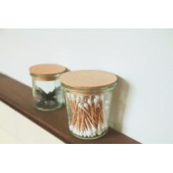 Couvercle en bois pour bocal WECK® diamètre 100 mm (taille L)