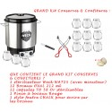 GRAND KIT CONFITURES ET CONSERVES :