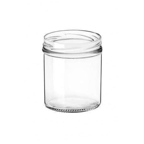 12 bocaux en verre Bontà 125 ml TO 66 mm