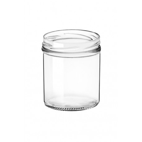 12 Gläser Bontà 125 ml bis 66 mm mit Kapseln enthalten