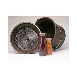 Extracteur de jus de fruits WECK brun modèle WSG 10