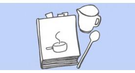 Libri di ricette in vasetti Weck