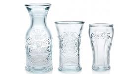 Coca-Cola-vaatwerk