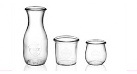 WECK® JARS WITHOUT LID