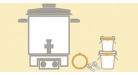 Kit completi e confezioni per la sterilizzazione