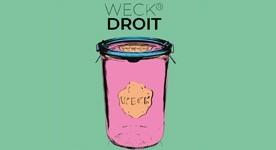Jars Weck® DROITS
