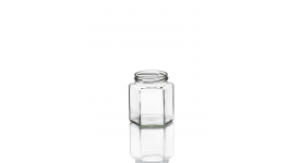 Jar HEXAGONAL