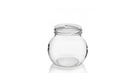 Glass jars Leonardo