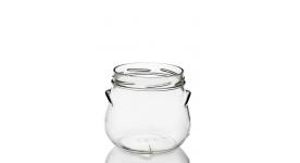 Porzione Glass jar