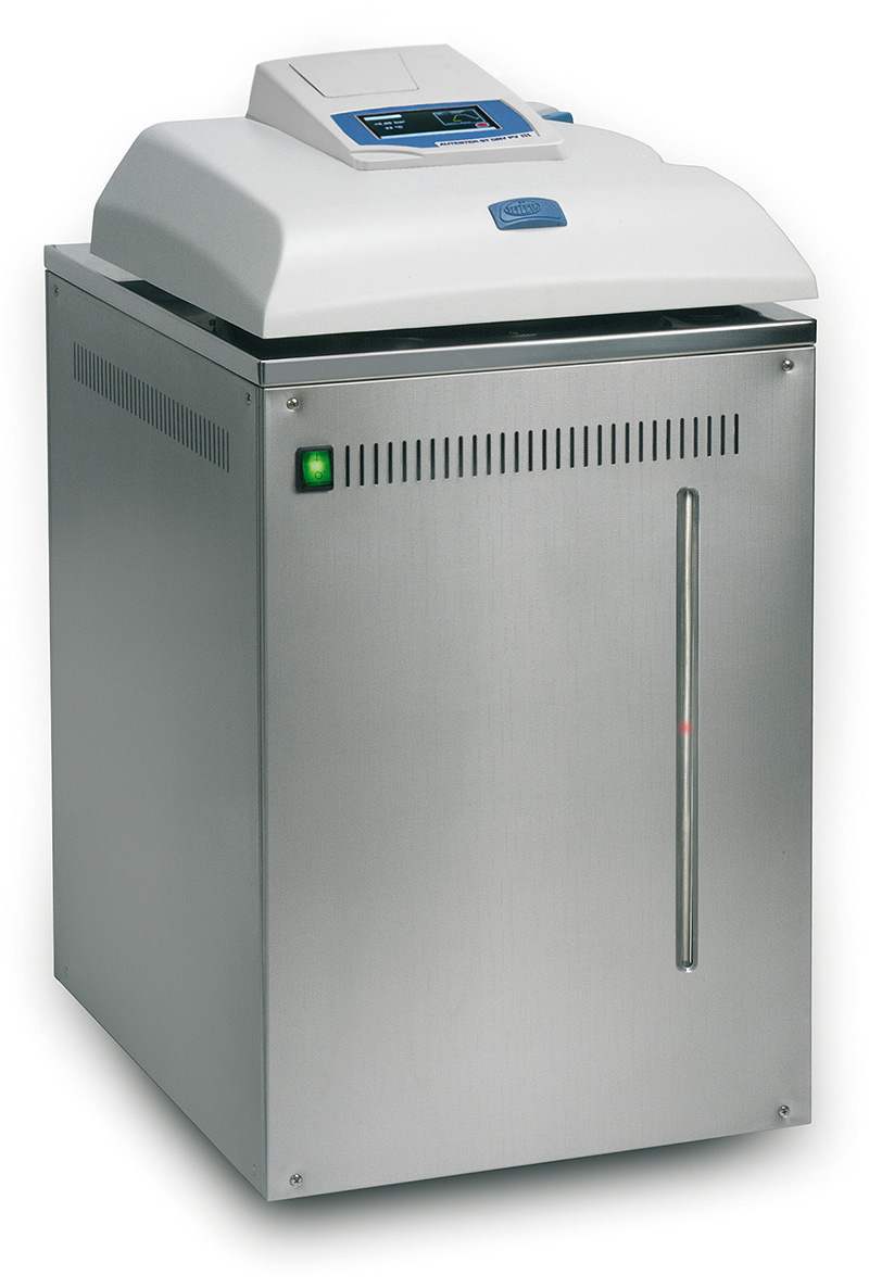 stérilisateurs autoclave steril food