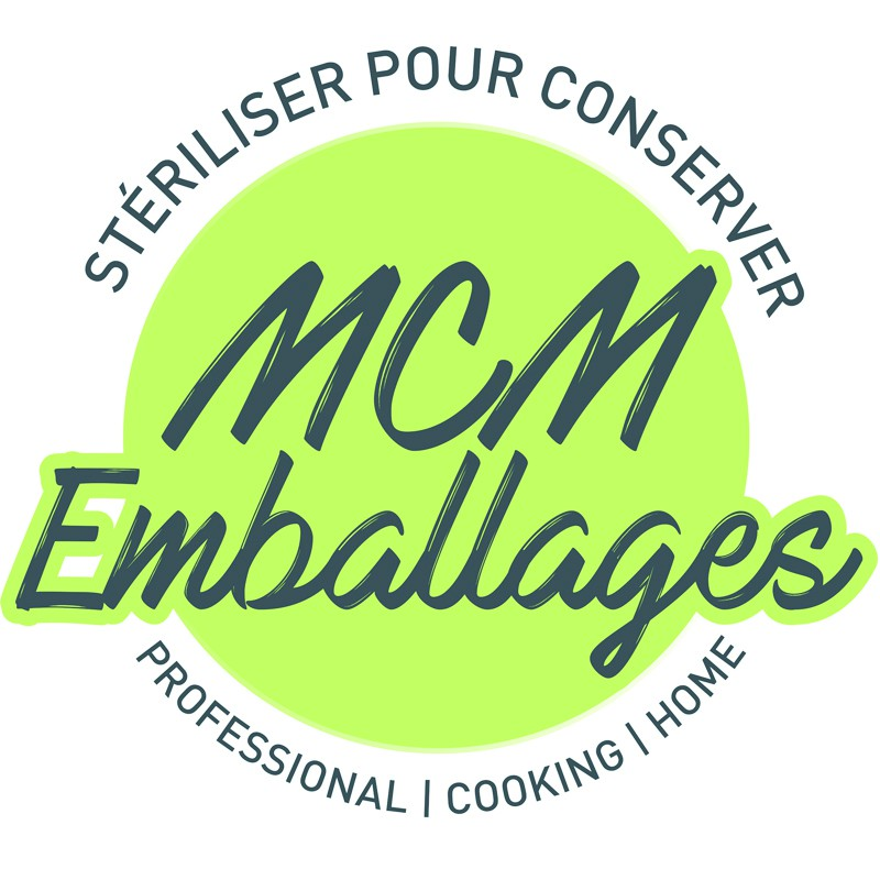 MCM emballages cooking home & professionnal