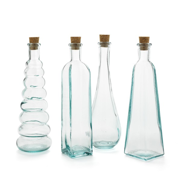bocaux et bouteilles en verre MCM Emballages