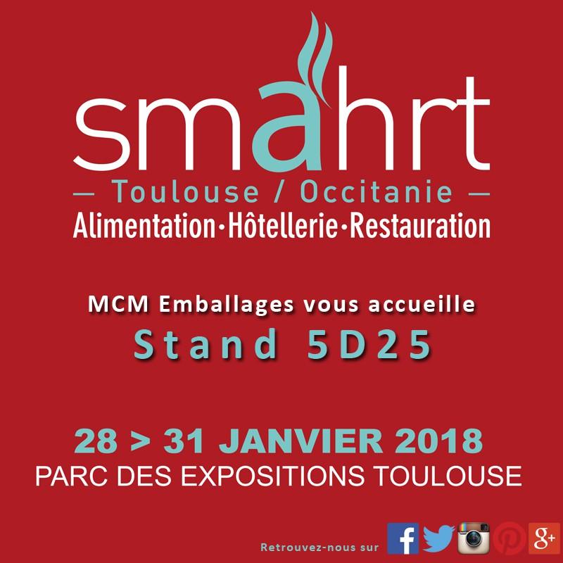 salon SMAHRT Toulouse janvier 2018